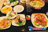 Top 10 địa điểm ăn uống tụ tập bạn bè tại Hà Nội