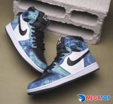 Review giày Nike Air Jordan 1 tie dye Điểm nổi bật và chất lượng