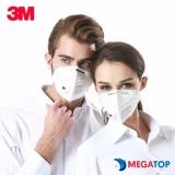 Khẩu trang 3M Nhật chống bụi siêu mịn, chống độc và chống virus