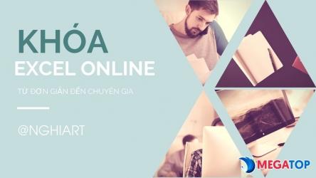 Top ++ Khóa học Excel online chất lượng nhất | Thành thục trong ngắn ngày