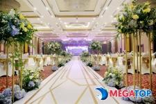 Top 8 nhà hàng tiệc cưới sang trọng bậc nhất tại Bình Dương
