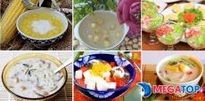 Khóa học nấu chè Online và Các món ăn vặt mùa hè tốt nhất 2020