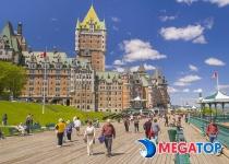 Top tour du lịch Canada nhiều người đi nhất